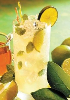 5 delicious and healthy summer drinks