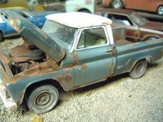 Model Car Junkers (19)