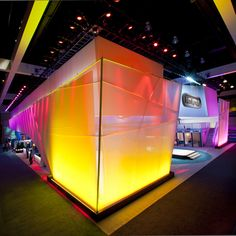 Entertainment Lighting Services - Trade Show Services - EXHIBITOR Magazine's FindIt Marketplace.  Is lighting important on a trade show stand?  In my opinion good lighting is one of the secrets to making a impact on the show floor.