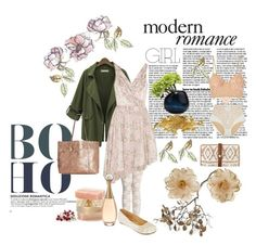Untitled #47 by cloudburst612 on Polyvore featuring polyvore, fashion, style, Elizabeth and James, For Love & Lemons, POP, INC International Concepts, Aéropostale, Accessorize, Thom Browne, Dot & Bo, Crate and Barrel and Universal Lighting and Decor
