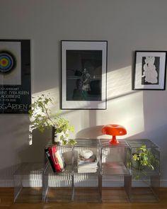 Cube, Interiors, Instagram, Decoration Home, Decor, Deco