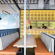 """Techné Architects come up trumps again at Melbourne's fast-growing Mexican chain... """
