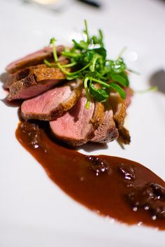 ... Out with Duck on Pinterest | Maple leaves, Duck confit and Ducks
