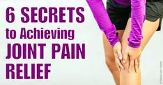 Joint pain caused by osteoarthritis and other factors can be relieved with simple exercises. http://fitness.mercola.com/sites/fitness/archive/2012/01/06/major-secret-in-achieving-joint-pain-relief.aspx