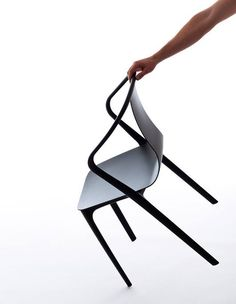 the Belleville Chair - Vitra