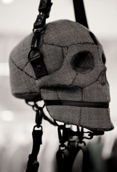 Aitor Throup Releases Limited Edition Shiva Skull Bag