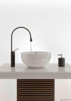virtual set gessi lavabo + miscelatore goccia : Lavabos de studioviro
