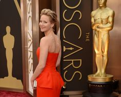 Actress Jennifer Lawrence attends the Oscars held at Hollywood & Highland Center on March 2, 2014