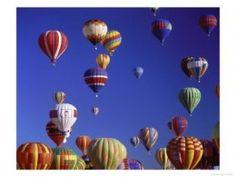 #65 Going to a Hot Air Balloon Festival