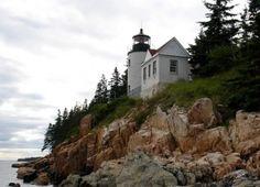 Acadia National Park, Maine--Bass Head Light House