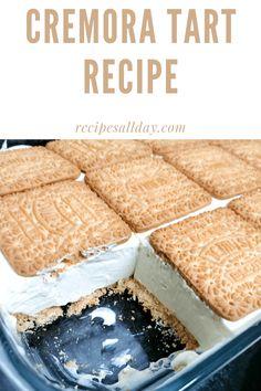 Milk Recipes, Tart Recipes, Best Dessert Recipes, Sweet Recipes, Baking Recipes, Snack Recipes, Icebox Desserts, Fun Desserts, Delicious Desserts