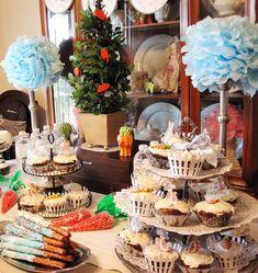Katherine's 1st Birthday | CatchMyParty.com