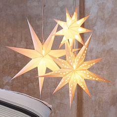 Dekostern / star for decoration  #impressionen #christmas #weihnachten