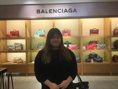 Balenciaga@ Neiman Marcus in Troy  7# Make it difficult for clients to buy  I tried to find boutique of Balenziaga, but there were not many Balenciaga boutiques. I could find only Accessory store. After the obstacle of the location, still there were financial obstacle. The price range of bags were very high. The price range of bags in the picture are from $1,585 to $2,125. But there are still not many kinds of accessories. To get Balenciaga products, clients need to put their efforts.