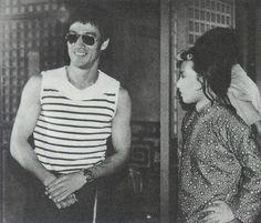 HAPKIDO - visites tournage /repérage décors Way of the dragon - Bruce Lee et sa flûte silencieuse