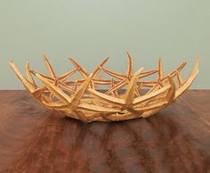 Decorative Starfish Bowl - Natural
