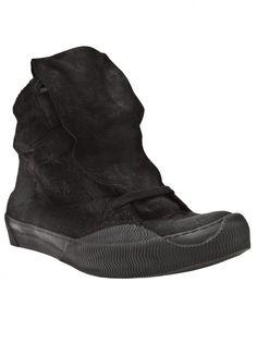 BORIS BIDJAN SABERI - Covered Leather Sneaker - BAMBA3 F234 C4 - H. Lorenzo