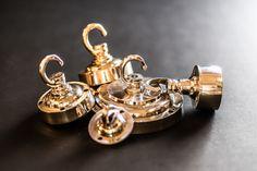 Polished Aluminium Pendant