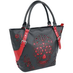 Handbag with inside material made of 100% polyester and - 1 zipped compartment on the back of the bag - 1 small zipped inside pocket - 1 inside mobile phone pocket - 2 compartments for pens on the inside ...