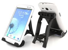 Stand for apple iPhone 3G 4 4S iPad Samsung S3 by Smartprintshop, €4.99