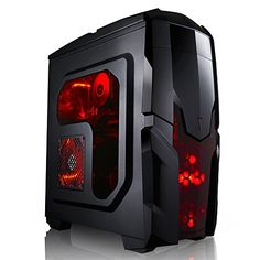 Megaport Unité centrale pc gamer 4-Core AMD A10-7860K 4x 3,60 GHz • 8 Go DDR3 2133 MHz • 1 To • Windows 10 • WiFi • USB3.0 • ordinateur de…