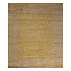 """Oushak Collection Oriental Rug, 8'4"""" x 9'10"""""""