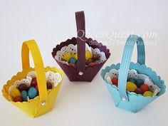 Circles Framelits Easter Basket