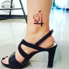 34 Best Sagittarius Tattoos Design And Ideas for Women And Men 2019 - Page 22 of 34 - # Subtle Tattoos, Small Tattoos, Tattoos For Guys, Tattoos For Women, Cool Tattoos, Tatoos, Sagittarius Symbol, Sagittarius Tattoo Designs, Sagittarius Women