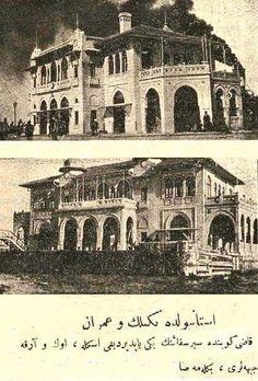 İstanbul'da yenilik ve ümran: Kadıköyü'nde Seyr-i Sefain'in yeni yaptırdığı iskele ve arka cepheleri ...... 4 Kasım 1926 - Servet-i Fünun