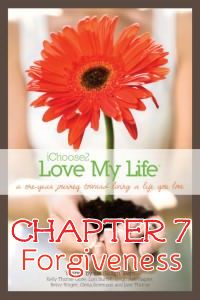 I think it's about Forgiveness... Ch 7 of iChoose2 Love my Life all about forgiveness - forgiving others, forgiving ourselves and accepting God's forgiveness http://ceoofmeinc.com/i-think-its-about-forgiveness-ibloom