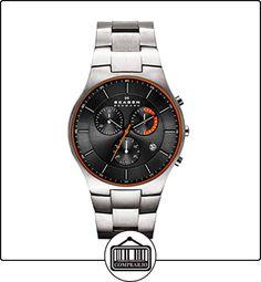 Skagen Balder - Reloj de pulsera de  ✿ Relojes para hombre - (Gama media/alta) ✿