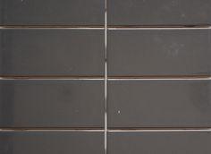 Classic Included Backsplash Tiles - C&D Dark Grey Polished