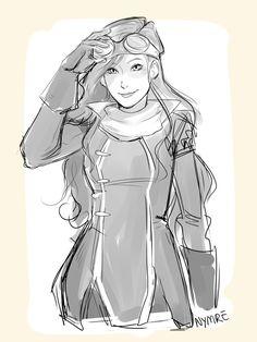 nymre: Old patreon sketches :) Avatar Ang, Korra Avatar, Team Avatar, Aang, Character Art, Character Design, Character Ideas, Asami Sato, Yuri