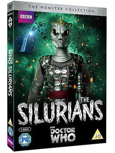 Doctor who: the monster #collection: #silurians box set #(dvd),  View more on the LINK: http://www.zeppy.io/product/gb/2/201299586972/