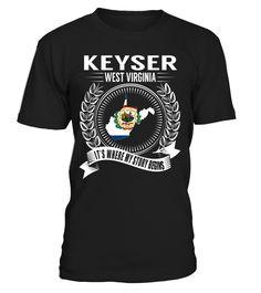 Keyser, West Virginia - It's Where My Story Begins #Keyser