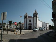 Church of  Santo Estêvão -  Igreja matriz de Santo Estêvão Location: Rua da Igreja, Santo Estêvão, Tavira
