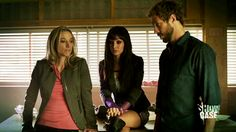 """The gang meets a mermaid in this episode of """"Lost Girl. Lost Girl, Things I Want, Mermaid, Tv, People, Tvs, People Illustration, Television Set, Television"""