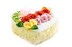 Slaný dort SRDCE II. (2000 g) Finger Foods, Cake, Kitchens, Finger Food, Food Cakes, Cakes, Tart, Cookies, Torte
