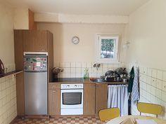 E-design project: Small kitchen design by Eleni Psyllaki of My Paradissi (Before photo)