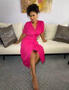 Black Girl Art, Black Girl Magic, Dress Skirt, Wrap Dress, Lab, Ebony Models, Sanaa Lathan, Vintage Black Glamour, Woman Movie