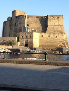 Castel dell'Ovo,Napoli