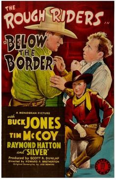 buck jones movie poster belgian | Buck Jones | Golden Age Of Western Movies | Pinterest