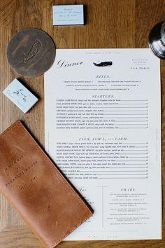 Designspiration — Design Inspiration Restaurant Identity, Restaurant Menu Design, Restaurant Ideas, Menu Layout, Print Layout, Web Design, Graphic Design, Layout Design, Resturant Menu