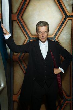 Peter in Full Image #doctorwho #petercapaldi