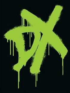 The name of D-Generation X was taken from Bret Hart who claimed that Shawn Michaels and Triple H were nothing more than degenerates. Wrestling Stars, Wrestling Wwe, Triple H, Dx Wwe, Degeneration X, Wwe Logo, The Heartbreak Kid, Wrestlemania 29, Wwe The Rock