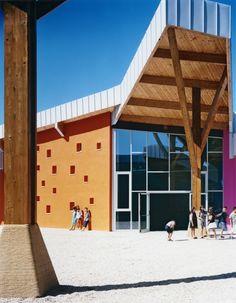 New Zugliano School in  Vicenza, Italy by 5+1AA Alfonso Femia Gianluca Peluffo