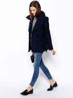 Tip of the Day: A Charming Outfit to Greet the Fall Season via @WhoWhatWear