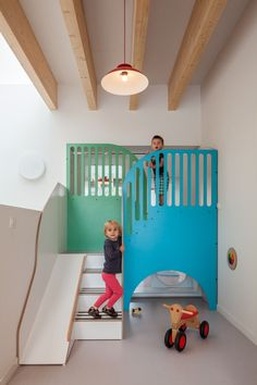 "Gallery of Nursery ""Pluchke"" Ukkel / ZAmpone Architectuur - 16"