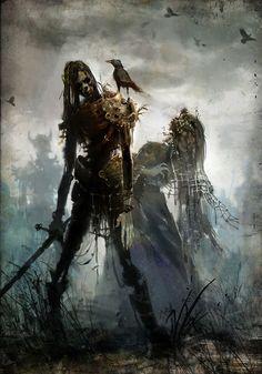 Guild Wars 2, Concept Art - 05