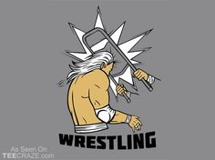 Wrestling T-Shirt    Source: http://teecraze.com/wrestling-t-shirt/